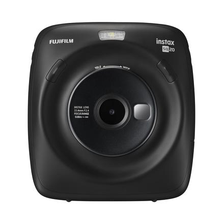 Fujifilm Instax Square SQ20 - černý - Zánovní!