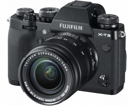 Fujifilm X-T3 + 18-55 mm - Foto kit