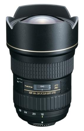 Tokina AT-X 16-28mm f/2,8 Pro FX pro Nikon