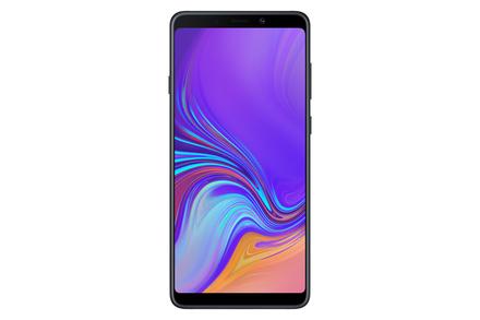 Samsung Galaxy A9 modrý