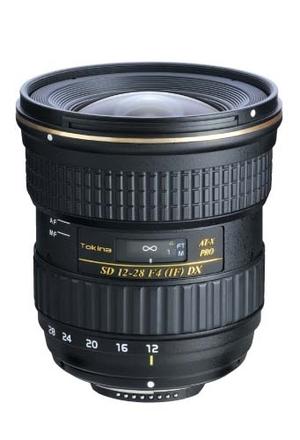 Tokina AT-X 12-28mm f/4,0 Pro DX pro Canon