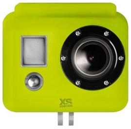GoPro silikonový kryt zelený