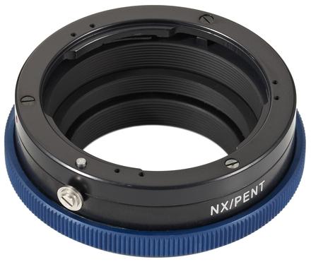 Novoflex adaptér z Pentax K na Samsung NX