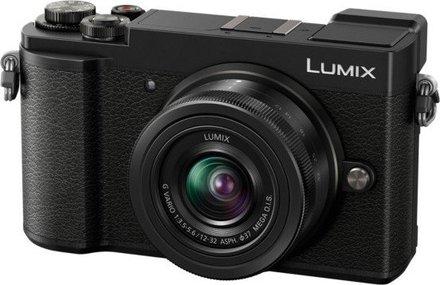 Panasonic Lumix DC-GX9 + 12-32 mm
