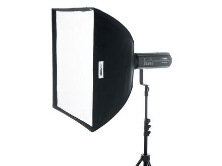 Fomei Eko Softbox 60x60cm stříbrný