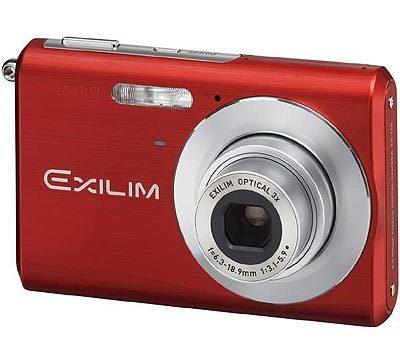 Casio EXILIM - Z60 červený