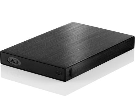 LaCie 500GB HDD Rikiki TV USB 2.0