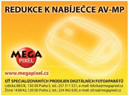 Megapixel plato BP1310
