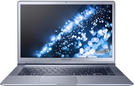 "Samsung Ultrabook 900X 15"" 128GB SSD"