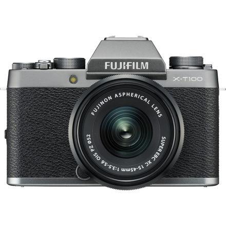 Fujifilm X-T100 + 15-45 mm