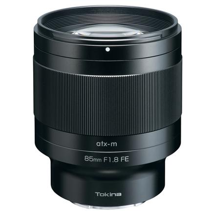 Tokina atx-m 85 mm f/1,8 AF pro Sony FE