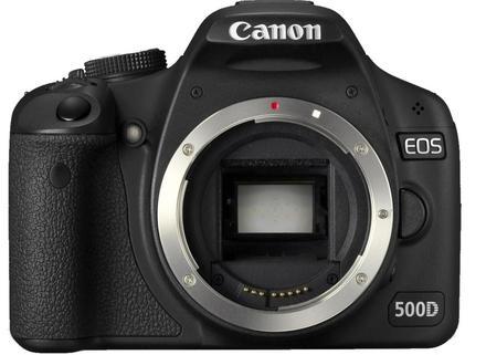 Canon EOS 500D tělo