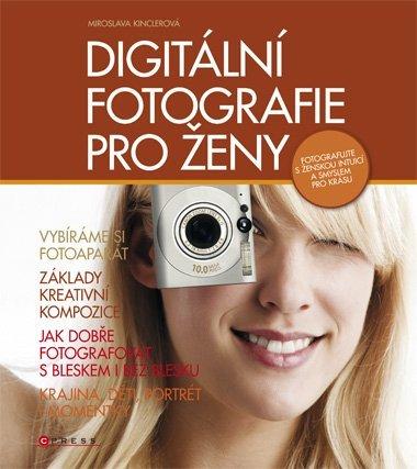 CPress Digitální fotografie pro ženy
