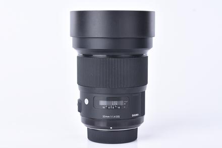 Sigma 20mm f/1,4 DG HSM Art pro Nikon bazar