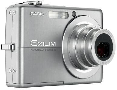 Casio EXILIM Z700 stříbrný