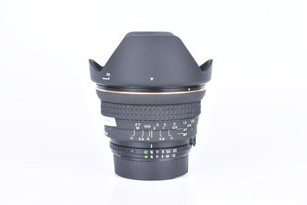 Tokina AT-X PRO 17mm f/3.5 pro Nikon bazar