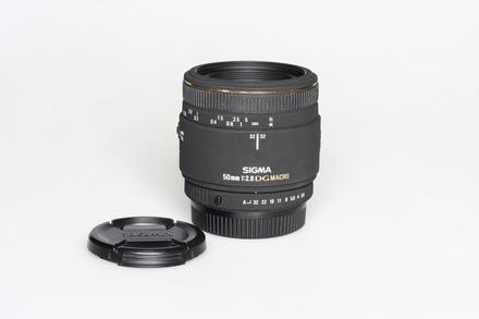 Sigma 50 mm f/2,8 EX DG Macro pro Pentax bazar