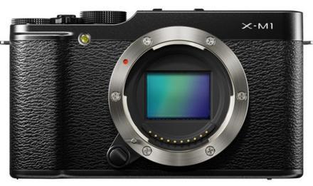 Fujifilm X-M1 tělo