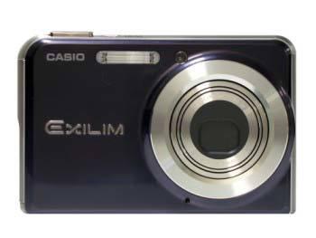 Casio EXILIM S770 modrý