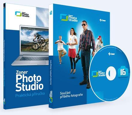 Zoner Photo Studio 16 Professional - krabicová verze