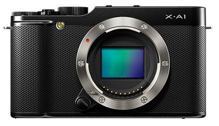 Fujifilm X-A1 tělo