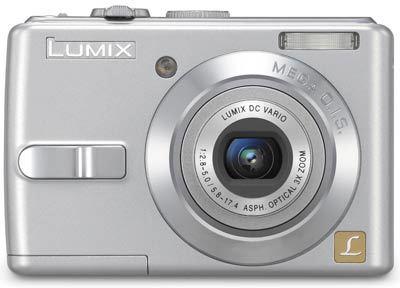 Panasonic DMC-LS60 stříbrný
