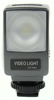 Video Light LED-5002 světlo 3,5W