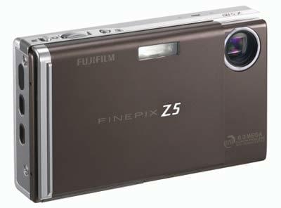 Fuji FinePix Z5fd hnědý