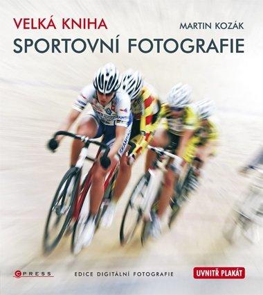 CPress Velká kniha sportovní fotografie