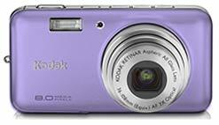 Kodak EasyShare V803 fialový