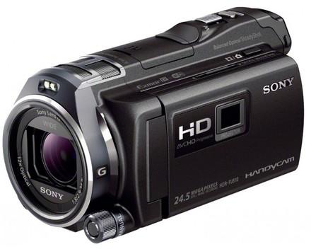 Sony HDR-PJ810E+ 32GB karta + akumulátor + originální brašna + stativ!