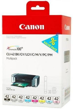 Canon Cartridge CLI-42 Multi Pack