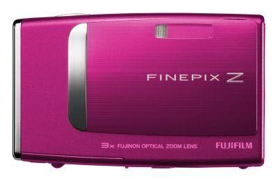 Fuji FinePix Z10fd růžový
