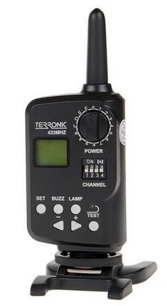 Terronic vysílač PTF-16 pro PF400/200 (433MHz)