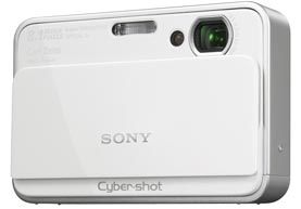 Sony DSC-T2 bílý