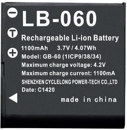 Pentax akumulátor LB-060
