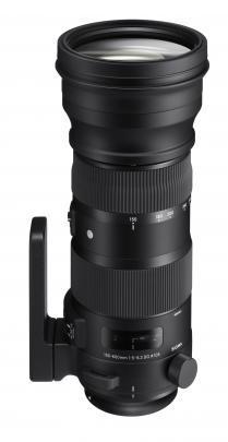 Sigma 150-600mm f/5,0-6,3 DG OS HSM Sport pro Canon