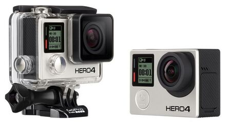 GoPro HD HERO4 Black Music Edition