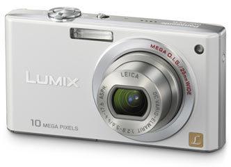 Panasonic Lumix DMC-FX35 bílý