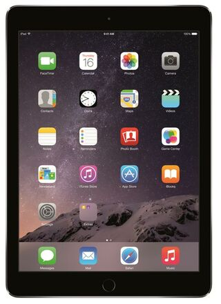 Apple iPad Air 2 WiFi 64GB stříbrný