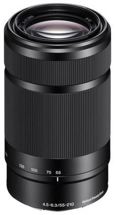 Sony 55-210mm f/4,5-6,3 SEL