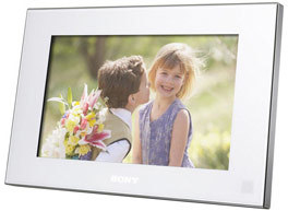 Sony fotorámeček DPF-V700/W