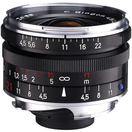 Zeiss Biogon T* 21mm f/2,8 ZM pro Leica