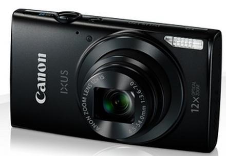 Canon IXUS 170 černý