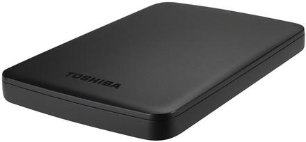"""Toshiba CANVIO BASICS 2.5"""" 500GB, USB 3.0 černý"""