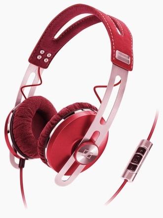 Sennheiser sluchátka Momentum On Ear Red
