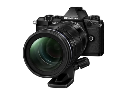 Olympus OM-D E-M5 Mark II + 14-150 mm II černý