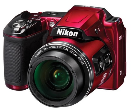 Nikon Coolpix L840 + originální pouzdro zdarma!