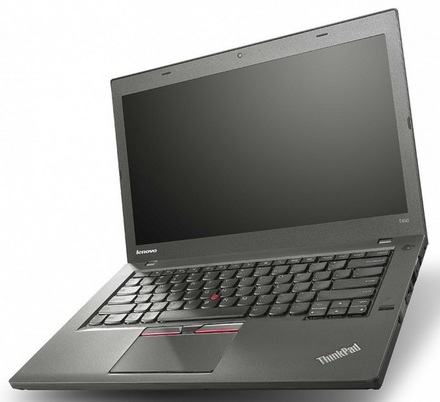 "Lenovo ThinkPad T450 14"" HD+ i5 4GB RAM 500GB SSHD 20BV0-01C"