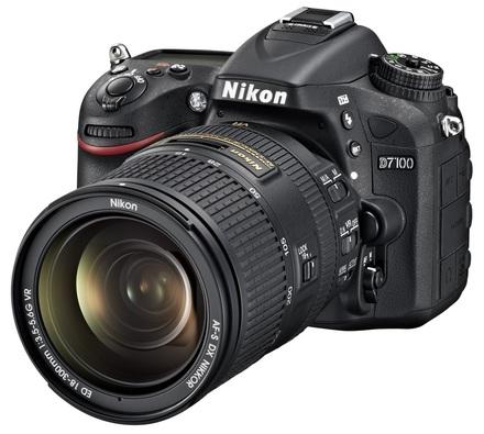 Nikon D7100 + 35mm f/1,8 AF-S NIKKOR G!
